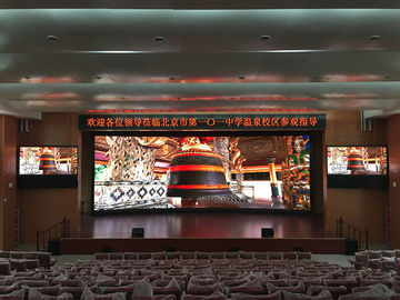 ประเทศจีน High Gray Depth Led Video Display Panels , Concert Led Screen 500 X 500mm Module โรงงาน